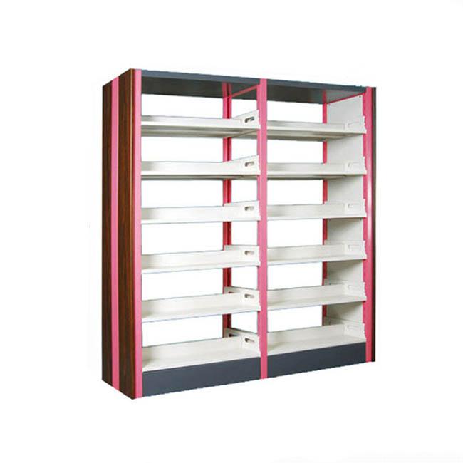 书架厂家:对于双面钢制书架该如何选择,有什么技巧呢?
