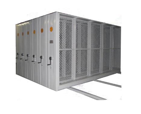 浅析如何体现密集柜的空间最省?