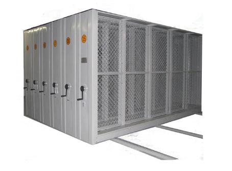 从结构上来分析,手动密集柜能否改造为智能密集柜?