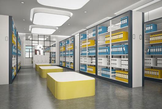 还在用普通书架装书?书架厂家分享书架的最佳设计